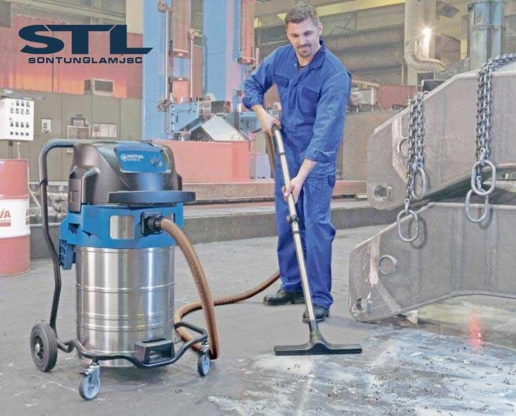Hướng dẫn sử dụng máy hút bụi công nghiệp hiệu quả nhất