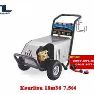 may rua xe ap luc cao Kouritsu 18m36 7.5t4