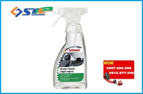 sonax carInterior cleaner