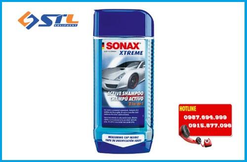 sonax xtreme active shampoo