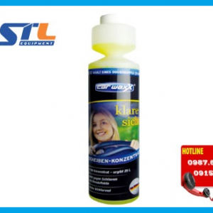 dung dich carwaxx window concentrate 1100 214051 250ml