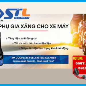 dung dich phu gia xuc pet 3m complete fuel system cleaner 08813lv 60ml