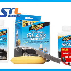 dung dich phuc hoi meguiars g8800 perfect clarity glass kit 11 fl oz 1 pack