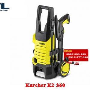 may rua xe gia dinh karcher K2 360