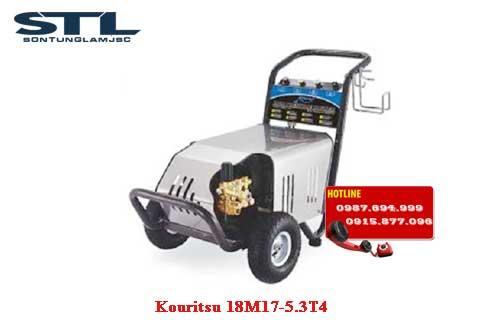 may rua xe ap luc cao Kouritsu 18M17 5.3T4