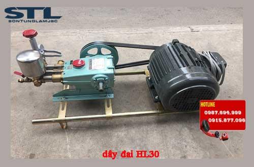 may rua xe day dai hl 30