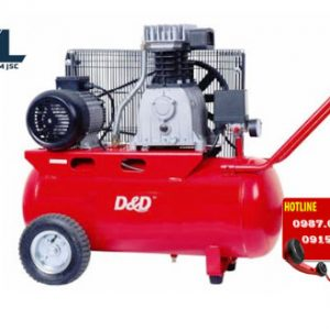 may nen khi mini d&d rbc2050i 2hp