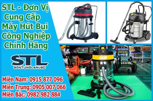 stl don vi cung cap may hut bui cong nghiep chinh hang