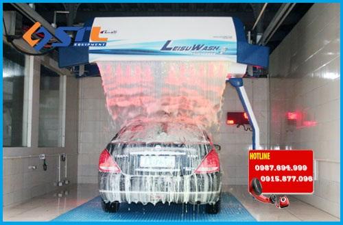 Những lưu ý khi mua hệ thống rửa xe tự động