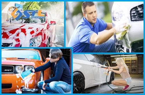 Những cách kỹ thuật rửa xe ô tô chuyên nghiệp