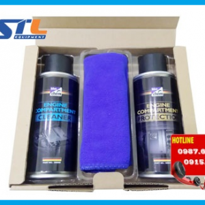 dung dich blue chem engine cabin depth maintance package