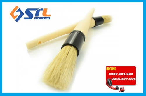 co long de mem min ve sinh xe cao cap chemical guys the goat brush