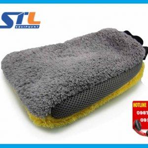 gang tay rua xe da nang chemical guys 3 in 1 microfiber wash mitt