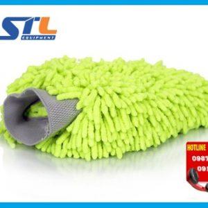 gang tay rua xe tham hut chong tray chemical guys chenille microfiber wash mitt