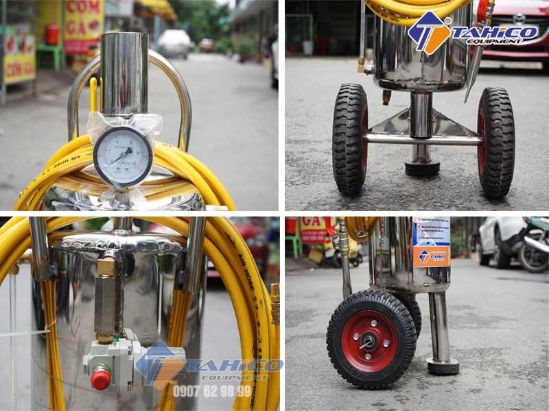 binh rua xe phun bot tuyet kokoro 14 lit 3 1